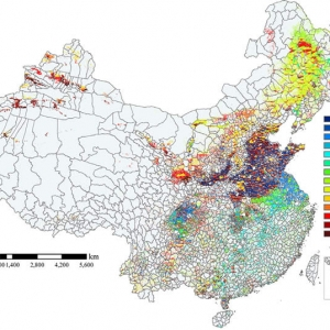 Chinese cropping systems are a net source of greenhouse gases despite soil carbon sequestration